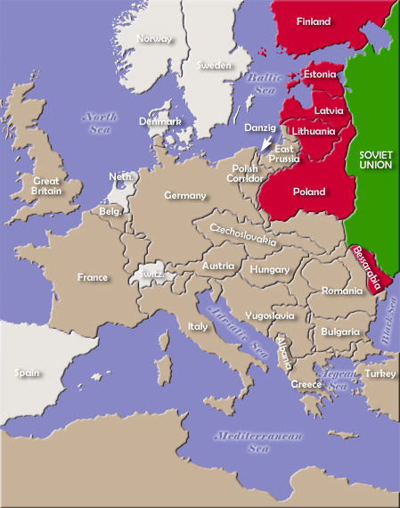 Russian Territorial Losses